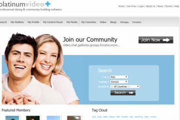 Sell Dating Software