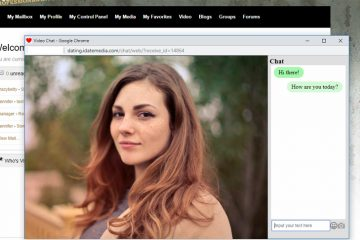 Live Video Chat Dating Software