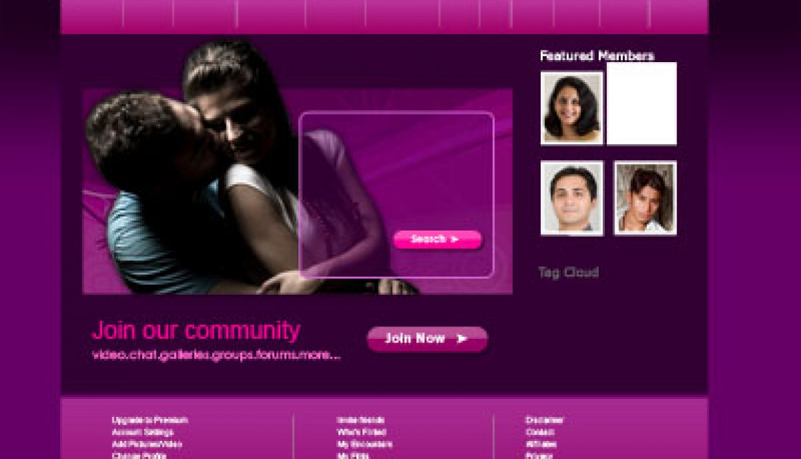 Swinger Dating Software