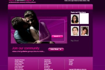 Swinger Dating Software