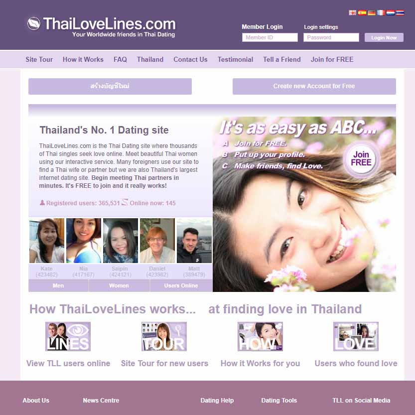 Thai Dating Software