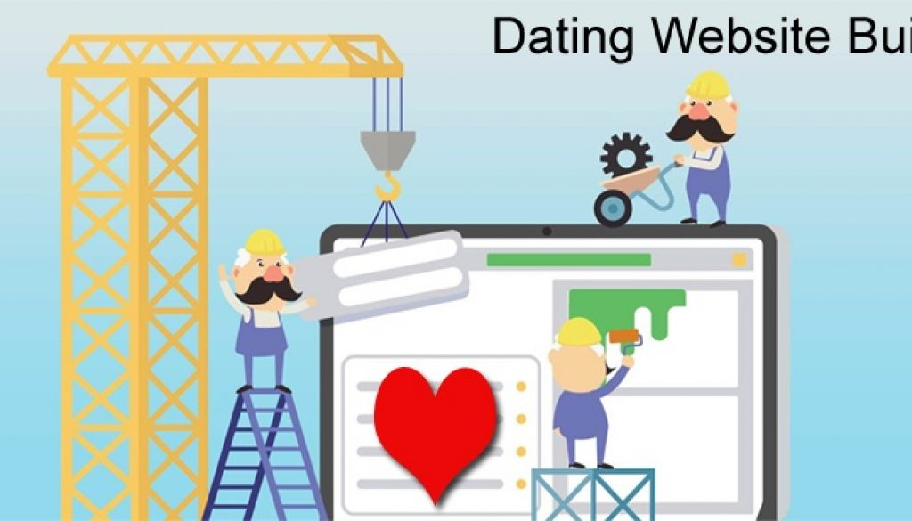Dating site web builder