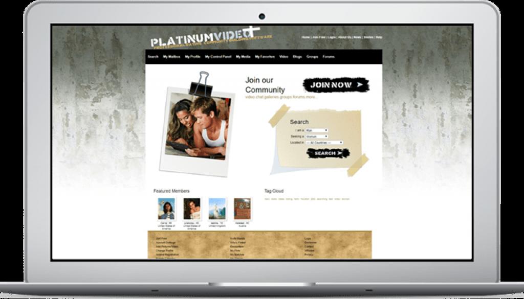 Dating Website Creator