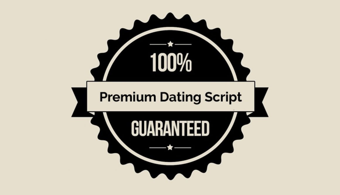 Premium Dating Script