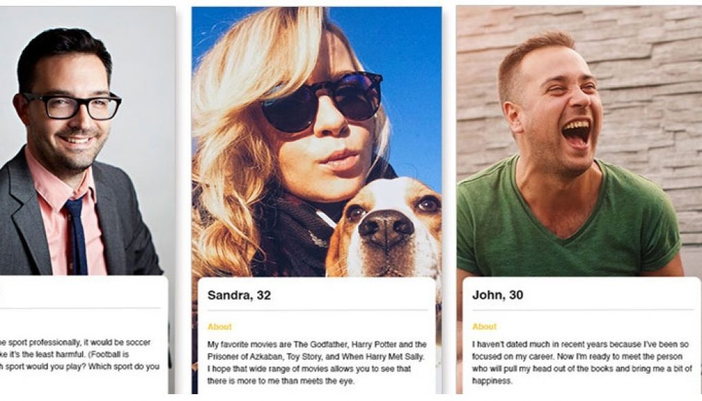 Buy Dating Profiles That Work