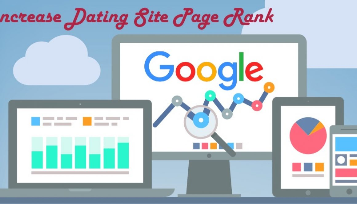 Increase Dating Site Page Rank