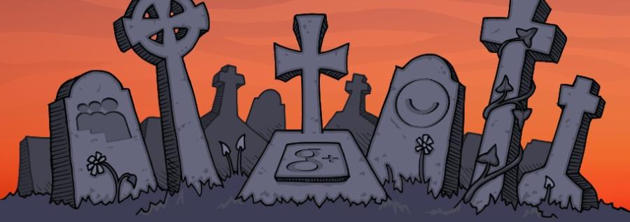 Dead Social Media Sites