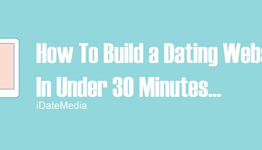 How To Build a Dating Website