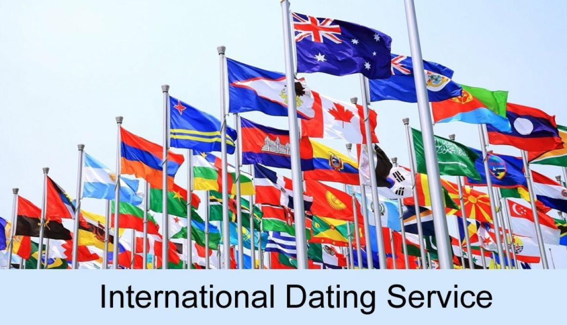 How to start an international dating service.