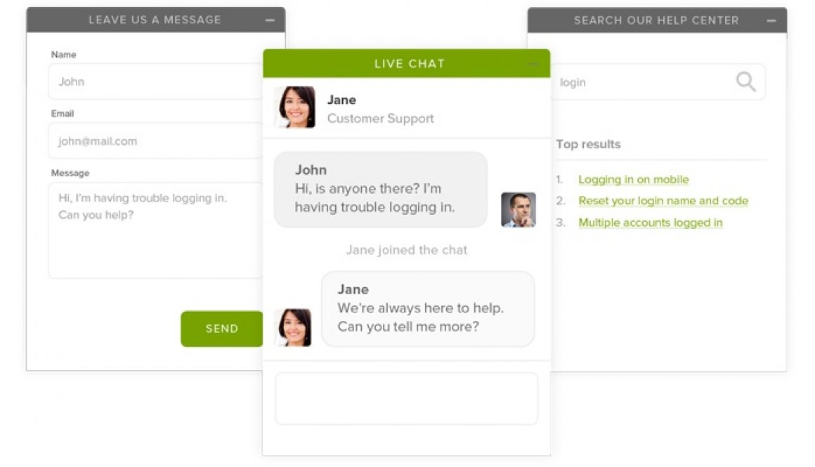 Add Live Support Chat For Customers