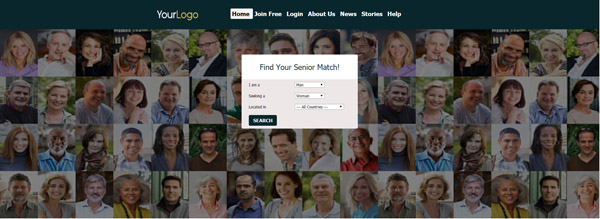Seniorstyle Dating Software