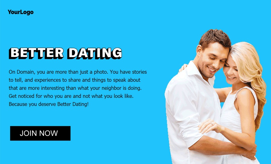 New Dating Software Template Vastic