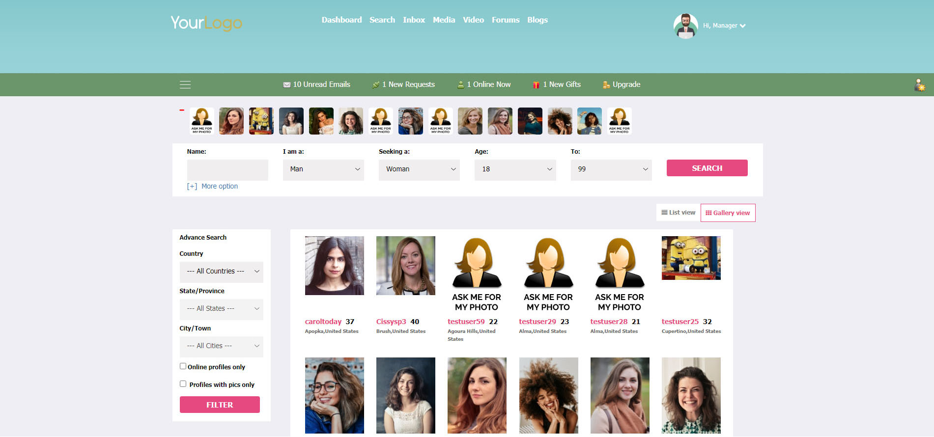 Version 10 Dating Software Released