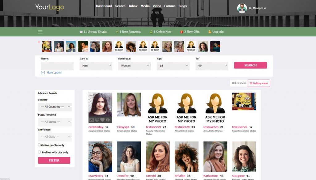 Dating Software Version 11 Released
