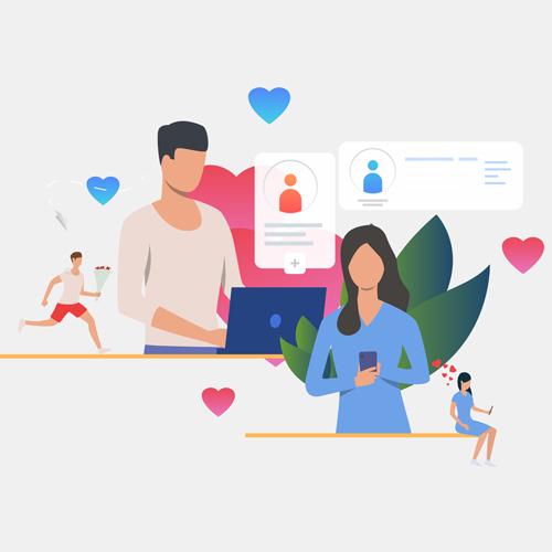 Custom Dating Software Solutions Header